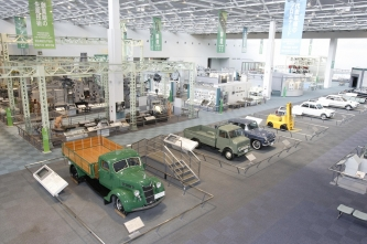 Toyota Commemorative Museum of Industry and Technology